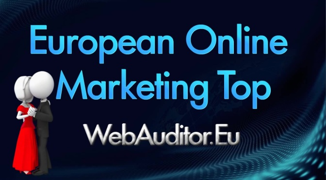InterActive Marketing Top #InterActiveMarketingTop #Webauditor.Eu bitly.com/2hGBoNg Europe On-line Marketing Top #EuropeanOnlineMarketing #최검색마케팅컨설팅 #MultilingualOnlineMarketing